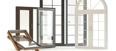 Portes et fenêtres, le choix du matériau à utiliser